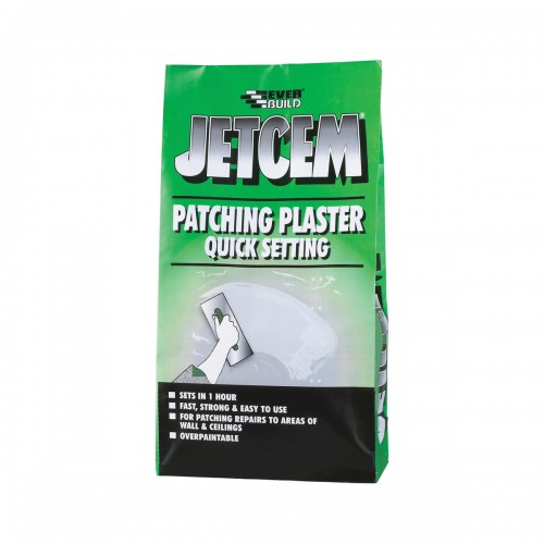 Everbuild Quick Setting Plaster