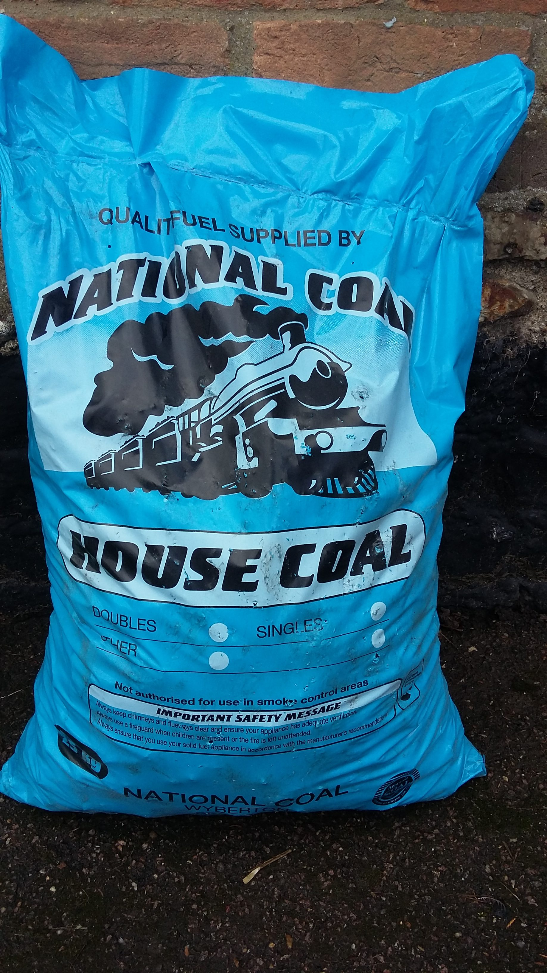 House Smokeless Coal