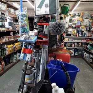 Assorted Shop Floor Stock